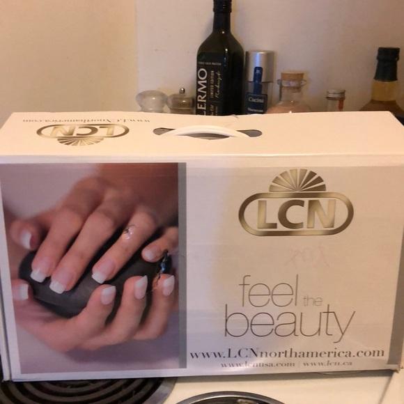 LCN Other   Professional Gel Nail Salon Kit Wlight   Poshmark